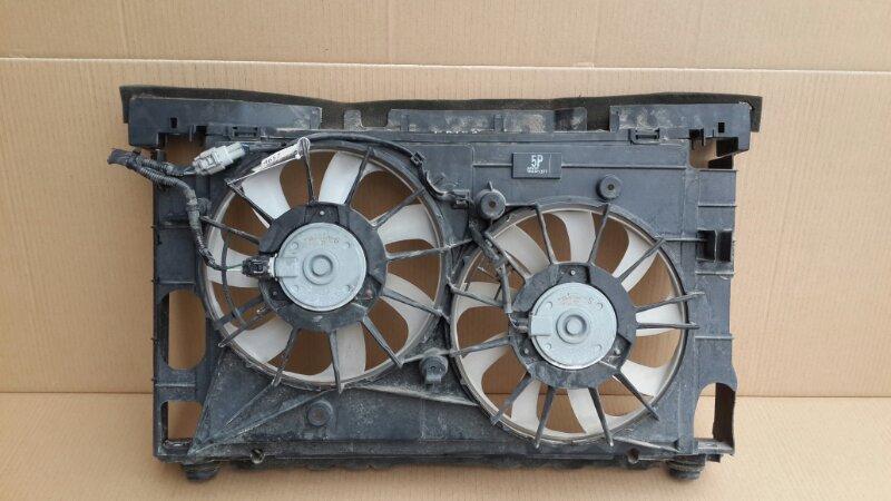 Диффузор в сборе Toyota Prius 2009 (б/у)