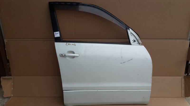 Дверь Suzuki Grand Vitara 3 2006 передняя правая (б/у)