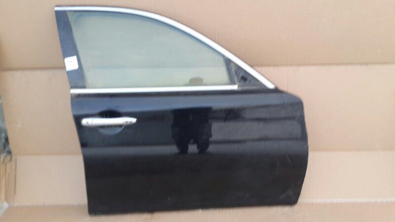 Дверь Infiniti M 2010 передняя правая (б/у)