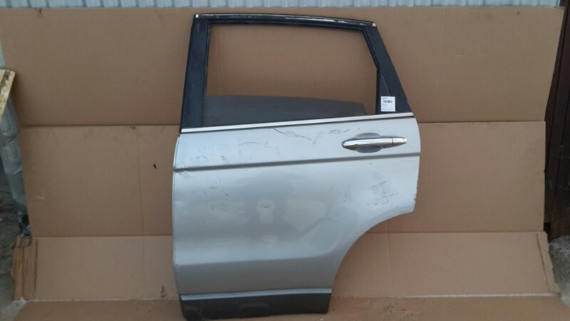 Дверь Honda Cr-V 3 2006 задняя левая (б/у)