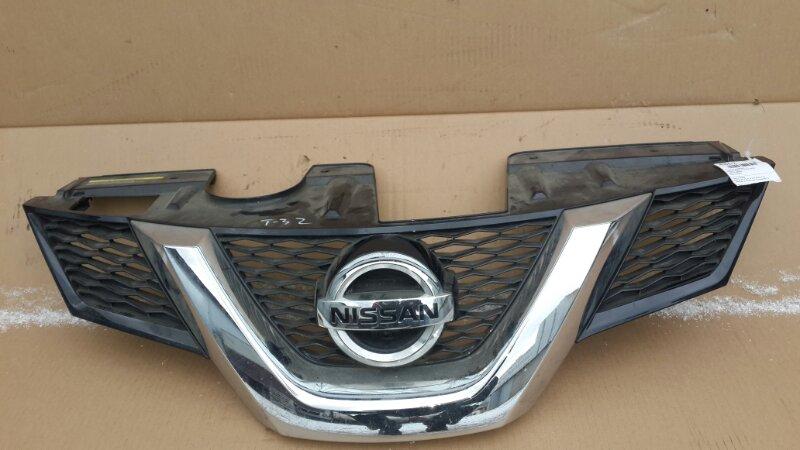 Решетка радиатора Nissan Xtrail T32 2014 (б/у)