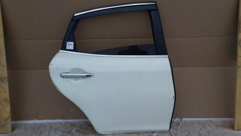 Дверь Infiniti M 2010 задняя правая (б/у)