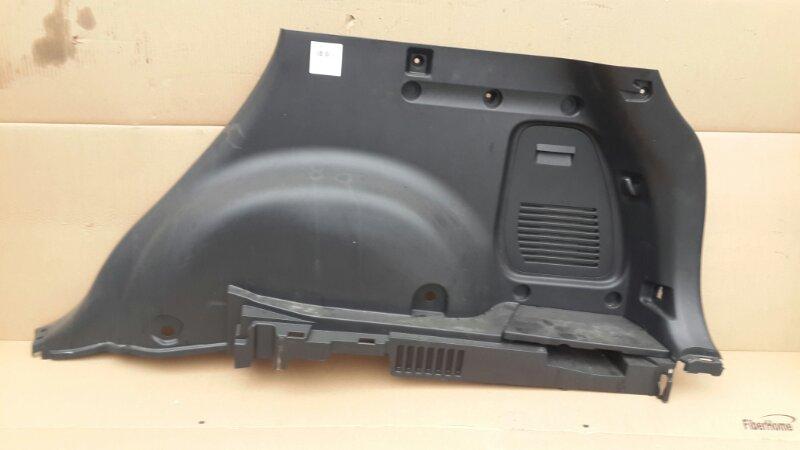 Обшивка багажника Toyota Rav4 Ca40 2012 задняя правая (б/у)