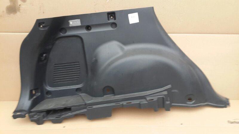 Обшивка багажника Toyota Rav4 Ca40 2012 задняя левая (б/у)