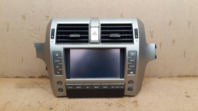 Монитор Lexus Gx 2 460 верхний (б/у)