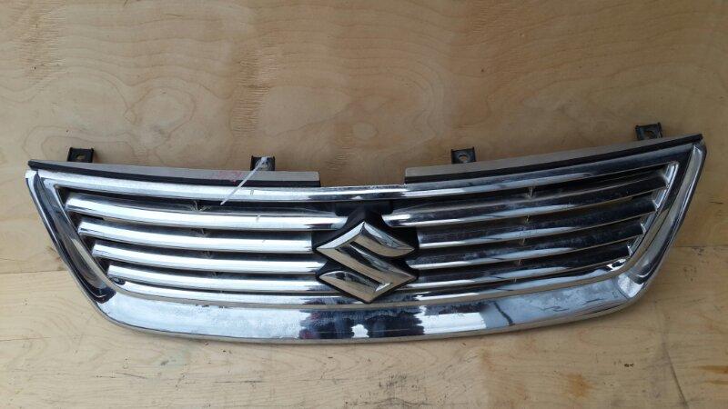 Решетка радиатора Suzuki Grand Vitara 3 2006 (б/у)