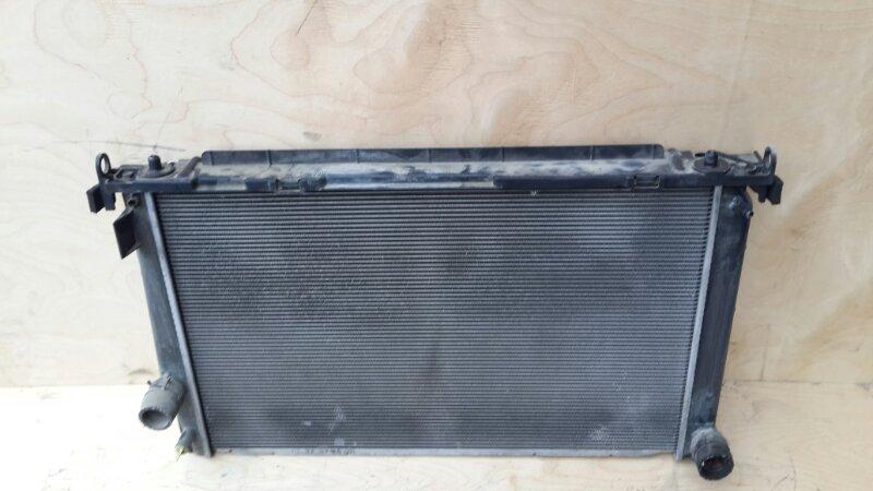 Радиатор охлаждения двигателя Toyota Rav4 Xa30 2006 (б/у)