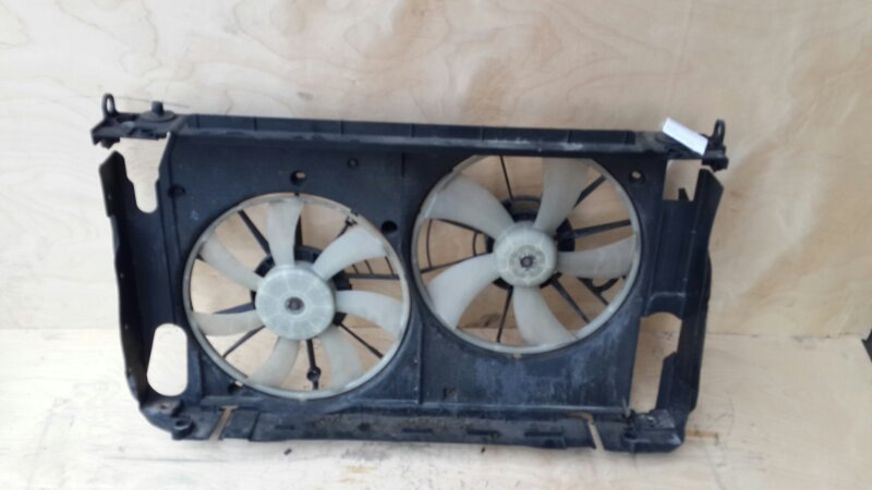 Диффузор в сборе Toyota Rav4 Xa30 2006 (б/у)