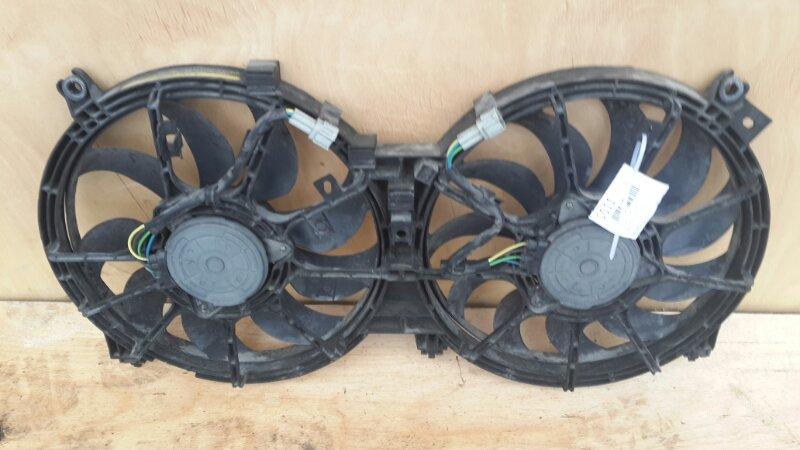 Диффузор в сборе Nissan Murano Z51 2007 (б/у)