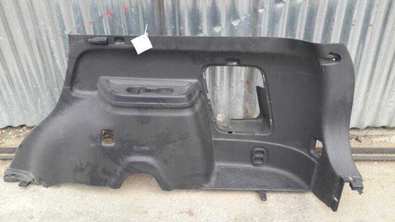 Обшивка багажника Mitsubishi Outlander 3 2012 задняя правая (б/у)