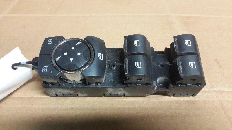 Блок управления стеклоподъемниками Ford Mondeo 5 2014 передний левый (б/у)
