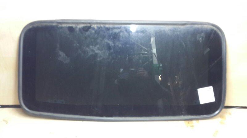 Стекло люка Mitsubishi Grandis 2004 переднее (б/у)