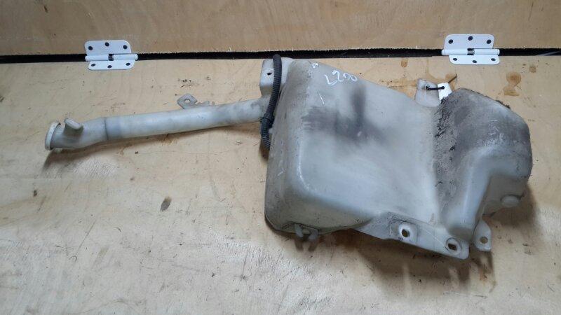 Бачок омывателя Mitsubishi L200 2007 (б/у)