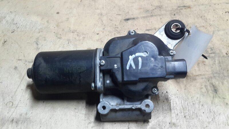 Мотор стеклоочистителя Nissan Xtrail T31 2007 (б/у)