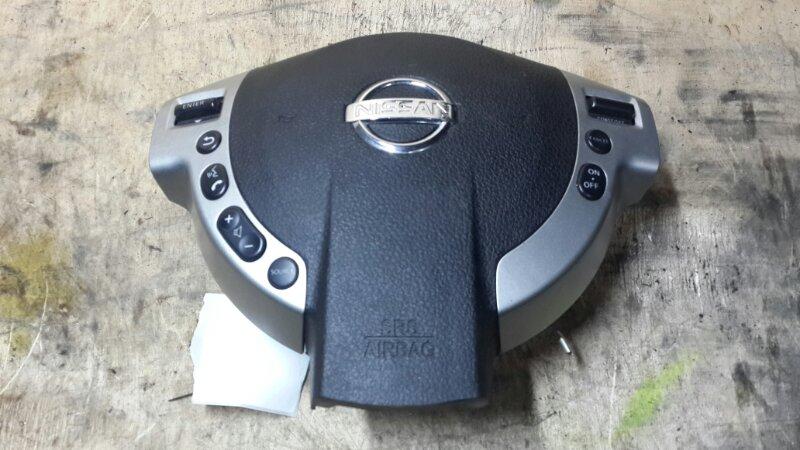 Подушка безопасности водителя Nissan Xtrail T31 2007 (б/у)
