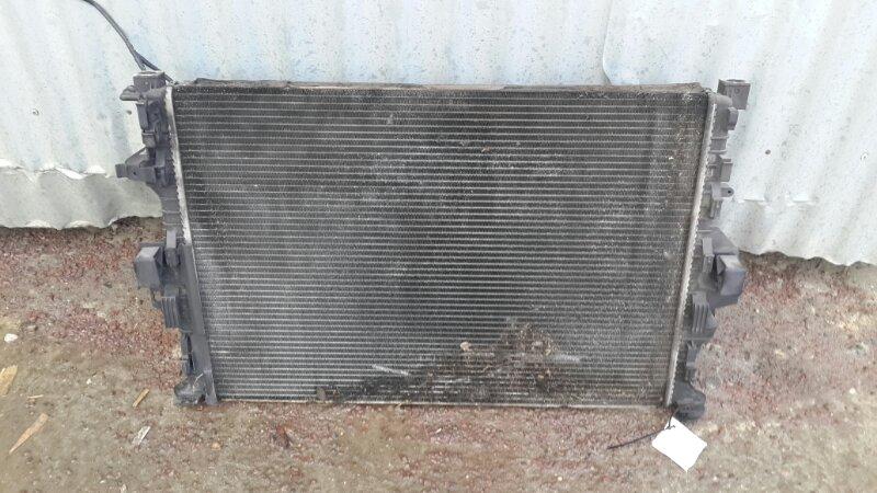 Радиатор охлаждения двигателя Volvo S60 2010 (б/у)