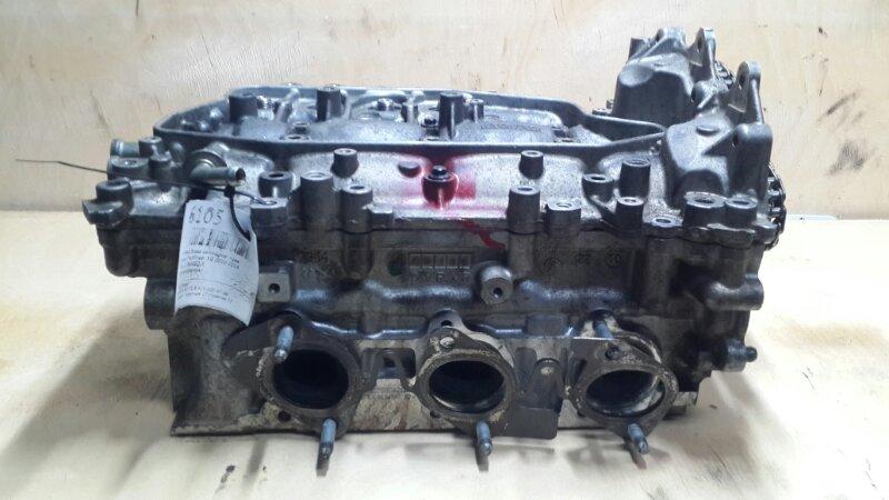 Головка блока цилиндров Nissan Pathfinder 3.0 2010 правая (б/у)