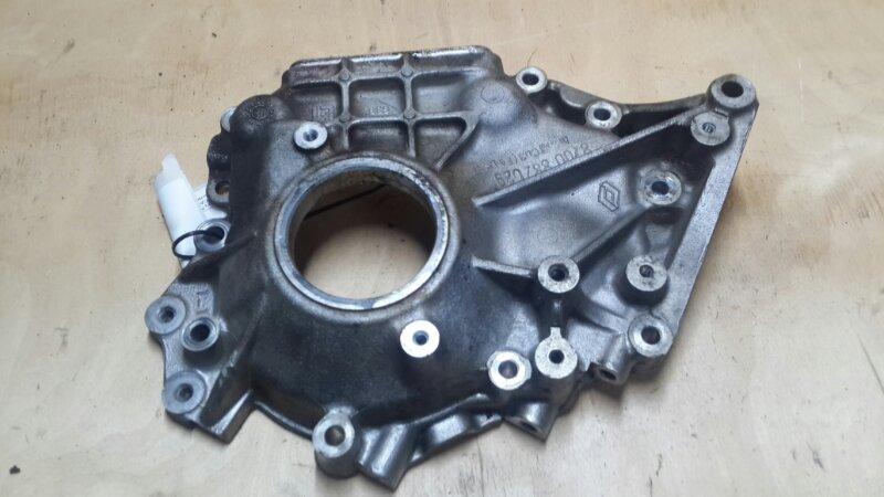 Крышка двигателя Nissan Pathfinder 3.0 2010 правая (б/у)