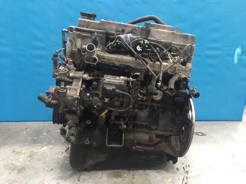 Двигатель Mitsubishi Delica 4 2.8 D 1994 (б/у)