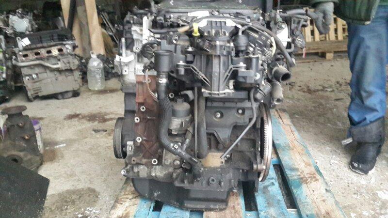 Двигатель Ford Mondeo 4 2.0 D 2010 (б/у)