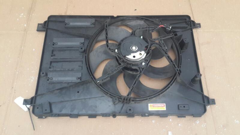 Диффузор в сборе Volvo S60 1.6 2010 (б/у)