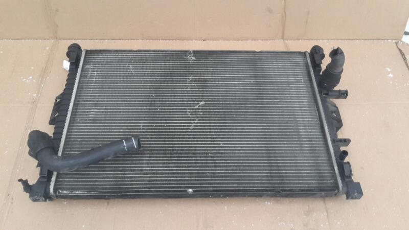 Радиатор охлаждения двигателя Volvo S60 1.6 2010 (б/у)