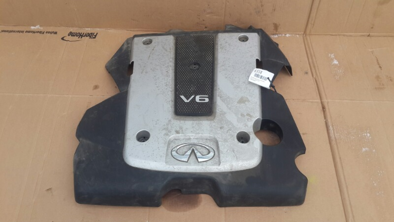 Декоративная крышка двигателя Infiniti G 2008 (б/у)