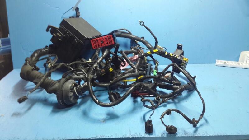 Блок предохранителей Ford Fiesta Mk6 1.6 2012 (б/у)