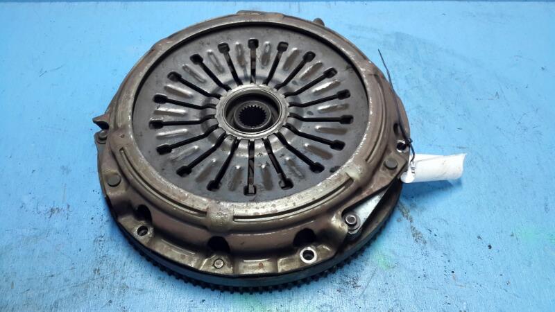 Диск и корзина сцепления Renault Megane 2.0 2002 (б/у)