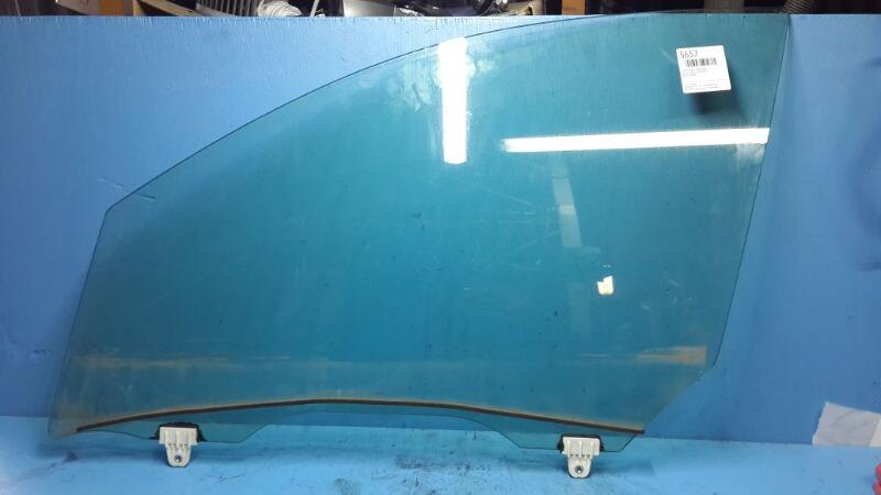 Стекло двери Infiniti M 2010 переднее левое (б/у)