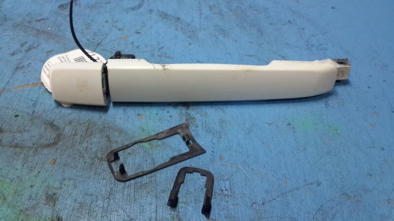 Ручка двери Infiniti G 2008 задняя левая (б/у)