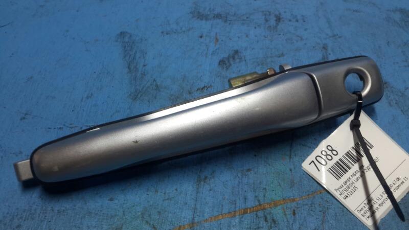 Ручка двери Mitsubishi Lancer 9 2003 передняя левая (б/у)