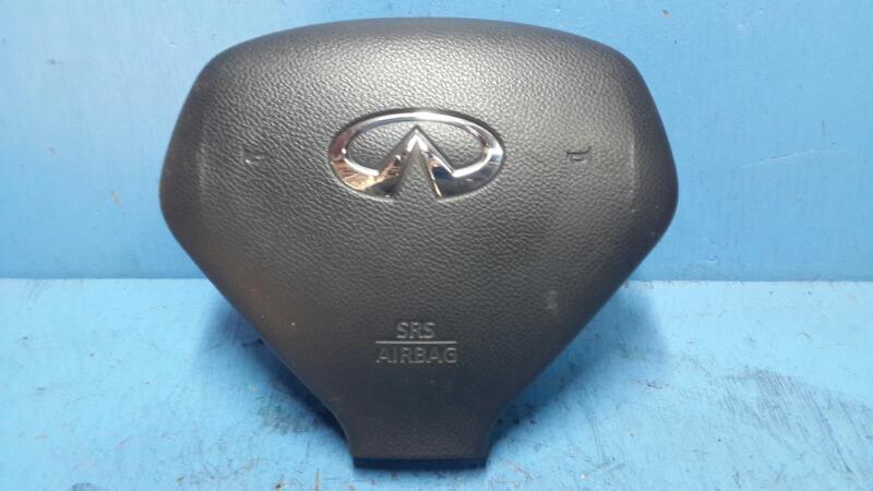 Подушка безопасности водителя Infiniti G 2008 передняя левая (б/у)