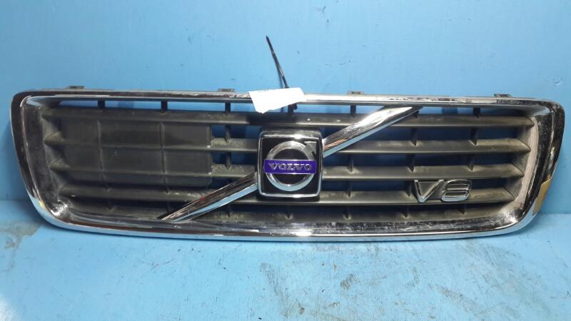 Решетка радиатора Volvo S80 2007 (б/у)