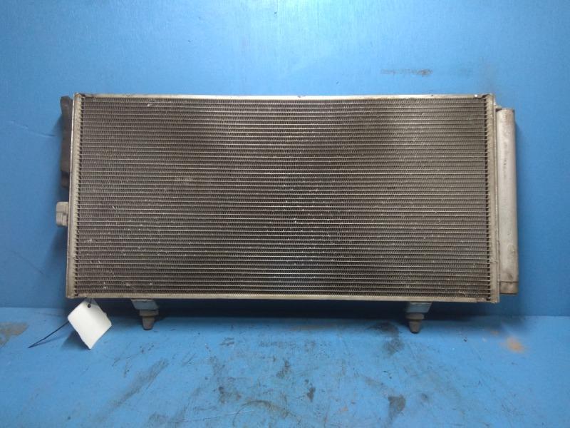Радиатор кондиционера Subaru Forester 3 2007 (б/у)