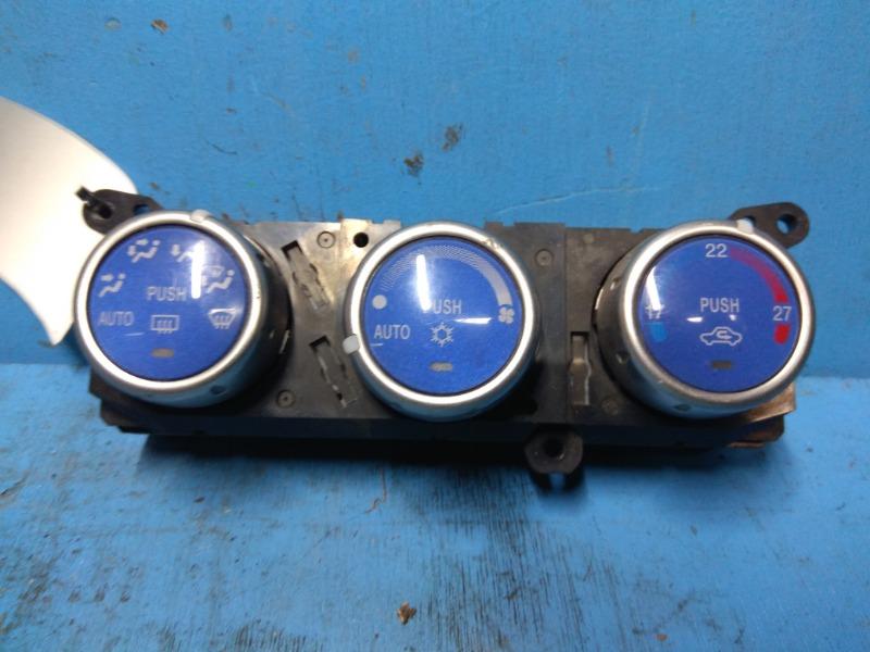 Блок управления климат-контролем Mitsubishi L200 2006 (б/у)
