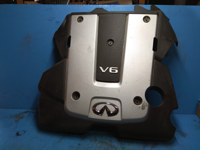 Крышка двигателя Infiniti G 2008 (б/у)