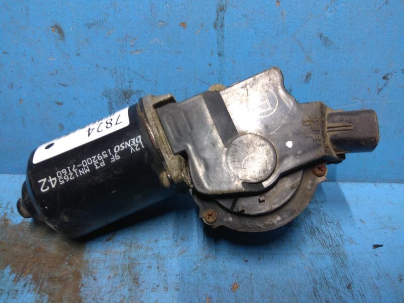 Мотор стеклоочистителя Mitsubishi Outlander 1 2003 (б/у)
