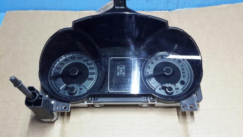 Панель приборов Mitsubishi Pajero 4 2006 (б/у)