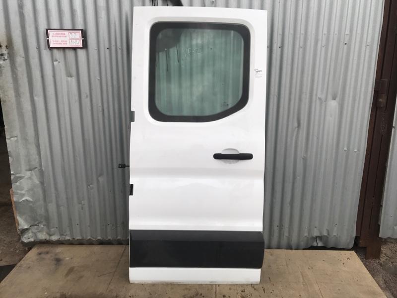 Дверь Ford Transit 2014 задняя левая (б/у)