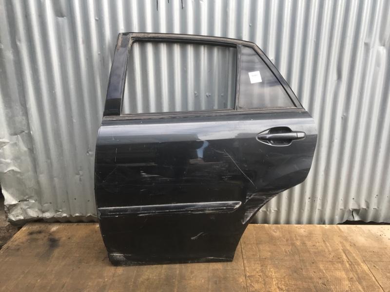 Дверь Lexus Rx 330 2003 задняя левая (б/у)