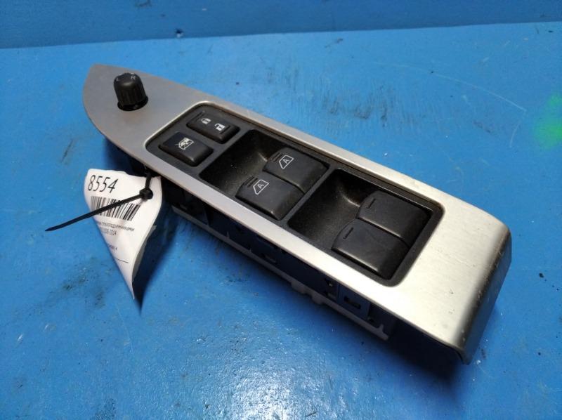 Блок управления стеклоподъемниками Nissan Murano Z51 2008 (б/у)