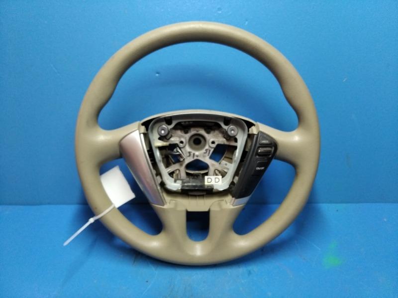 Рулевое колесо Nissan Murano Z51 2008 (б/у)