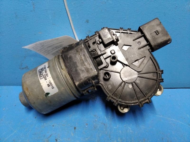 Мотор стеклоочистителя Ford Fiesta Mk6 2012 (б/у)