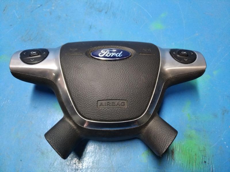 Подушка безопасности водителя Ford Kuga 2 2012 (б/у)