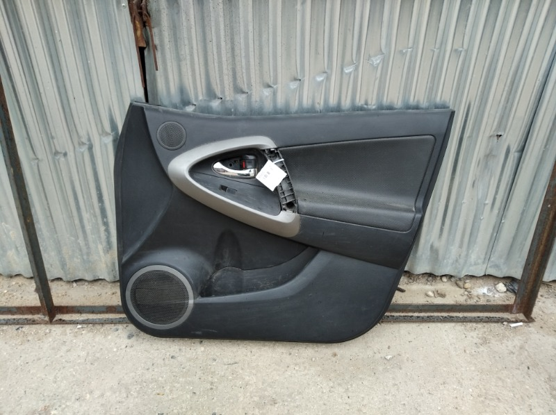Обшивка двери Toyota Rav4 Xa30 2006 передняя правая (б/у)