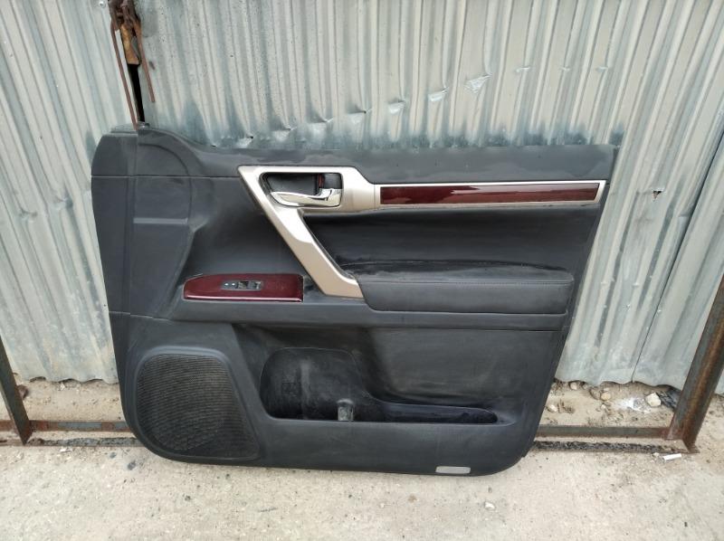 Обшивка двери Lexus Gx 2 460 2009 передняя правая (б/у)