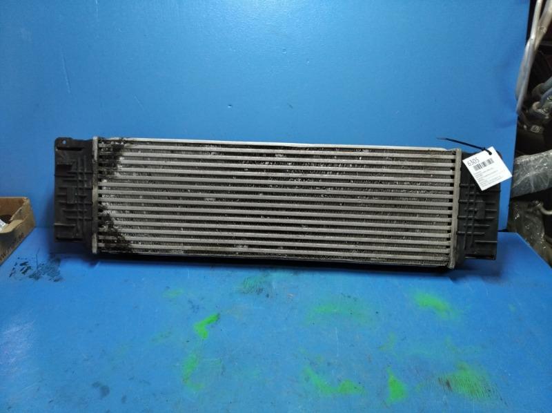 Интеркулер Volkswagen Crafter 2006 (б/у)