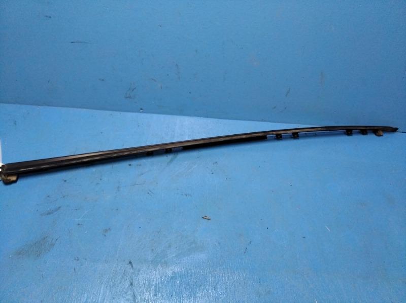 Молдинг лобового стекла Nissan Teana L33 2014 правый (б/у)