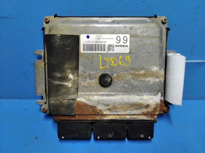 Блок управления двигателем Nissan Teana L33 2.5 2014 (б/у)